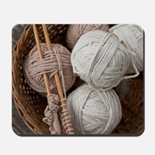 Organic Yarn Mousepad