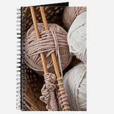 Organic Yarn Journal