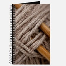Knitting Needles Journal