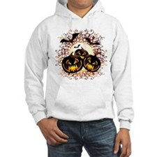 Black Pumpkins Halloween Night Jumper Hoody