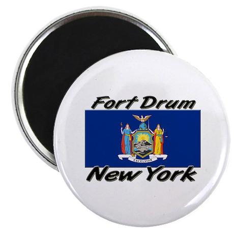 Fort Drum New York Magnet