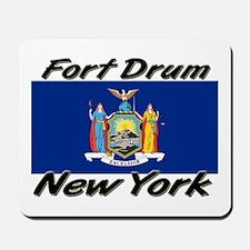 Fort Drum New York Mousepad