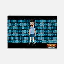 Bob's Burgers Tina Uhh Rectangle Magnet