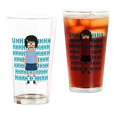 Bob's Burgers Tina Uhh Drinking Glass