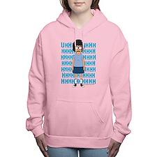 Bob's Burgers Tina Uhh Women's Hooded Sweatshirt