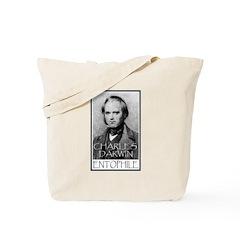 Darwin the Entophile Tote Bag