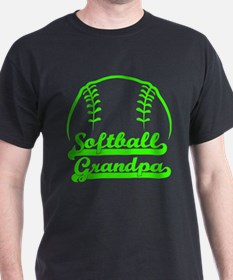 SOFTBALL GRANDPA T-Shirt