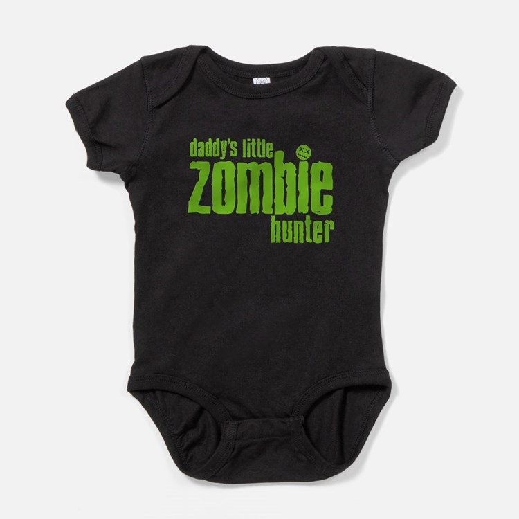 Cute Zombies Baby Bodysuit