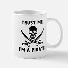 Trust Me Im A Pirate Mugs