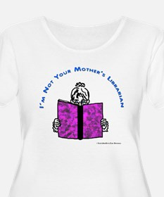 Funny Librari T-Shirt
