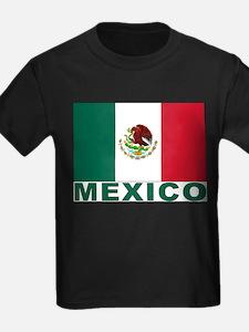 Cute Mexico flag T
