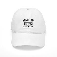 Made in 1967 Baseball Baseball Cap