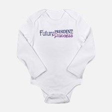 Unique Tomboy Long Sleeve Infant Bodysuit