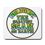 Religion / Scam Mousepad