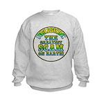 Religion / Scam Kids Sweatshirt