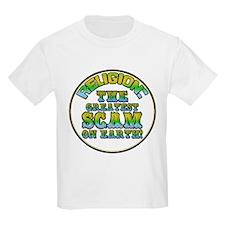 Religion / Scam T-Shirt
