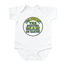 Religion / Scam Infant Bodysuit