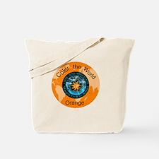 Color the World Orange CRPS RSD Awareness Tote Bag