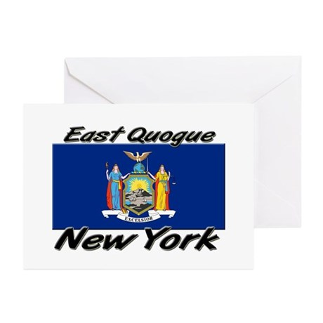 East Quogue New York Greeting Cards (Pk of 10)