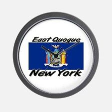 East Quogue New York Wall Clock