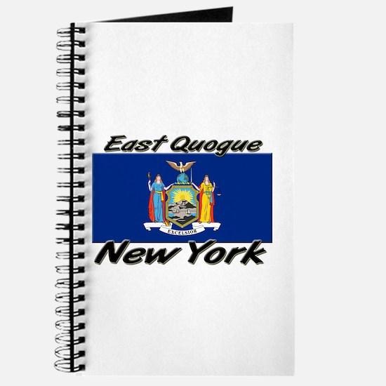 East Quogue New York Journal