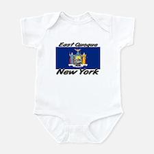 East Quogue New York Infant Bodysuit