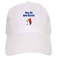Obey the Band Director Baseball Cap