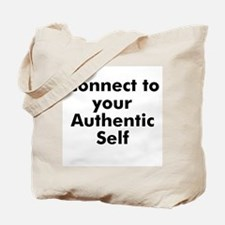 Connect to your Authentic Sel Tote Bag