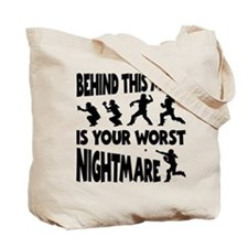 NIGHTMARE (both sides) Tote Bag