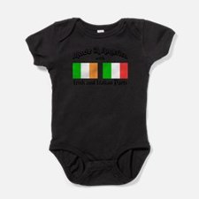Unique Irish italian Baby Bodysuit