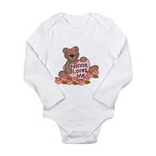 Funny Baby valentine's day Long Sleeve Infant Bodysuit