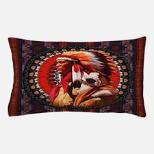 Lakota Chief Pillow Case