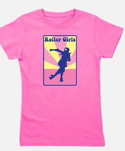 Unique Inline skating skating Girl's Tee