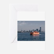 Funny Ferries Greeting Cards (Pk of 20)