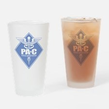 PA-C (diamond) Drinking Glass