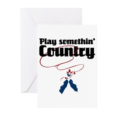 Somethin' Country Greeting Cards (Pk of 10)