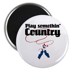 Somethin' Country Magnet