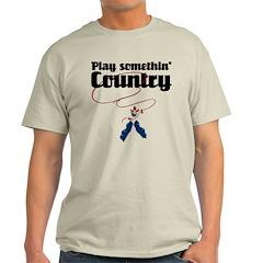 Somethin' Country Light T-Shirt
