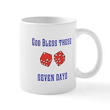 Seven Days Christian Kane Mugs