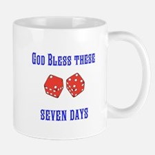 Seven Days Christian Kane Mugs