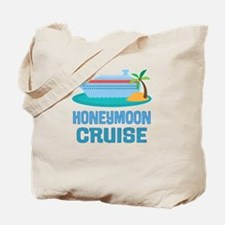 Honeymoon Cruise gift Tote Bag
