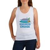 Honeymoon cruise Women's Tank Tops