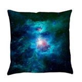 Astronomy Burlap Pillows