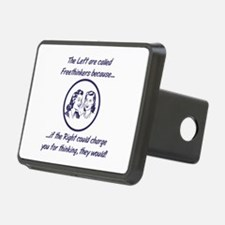 Left Freethinkers Hitch Cover