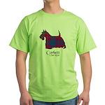Terrier-Corbett.Ross Green T-Shirt