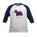 Terrier-Corbett.Ross Kids Baseball Jersey