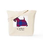Terrier-Corbett.Ross Tote Bag