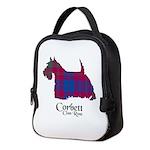 Terrier-Corbett.Ross Neoprene Lunch Bag