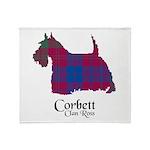 Terrier-Corbett.Ross Throw Blanket