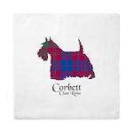 Terrier-Corbett.Ross Queen Duvet